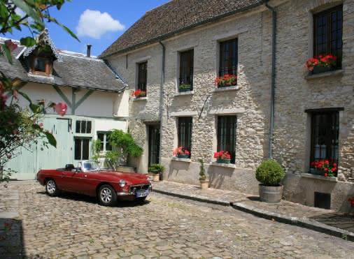 Chambres d'hôtes CHAUSSY 'Au Relais de Chaussy' N°30071