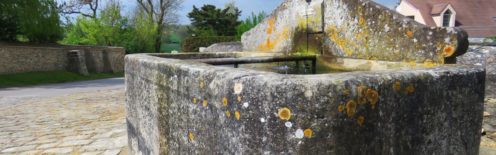 Abreuvoir-fontaine