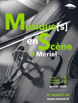 Festival Musique(s) en Scène à Mériel 2020