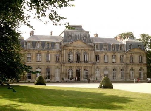 Château - façade - Epinay Champlâtreux