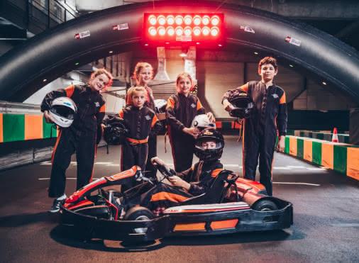 Stage karting enfant