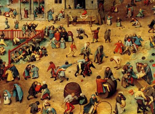 Enfance et jeux au Moyen Âge