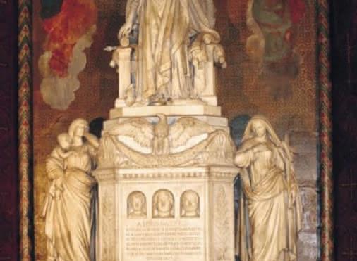 Monument à la mémoire de Louis Napoléon Bonaparte