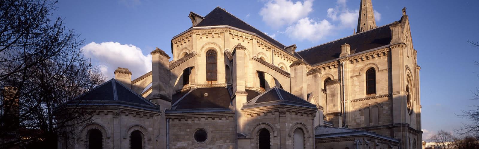 Basilique Saint-Denys - Argenteuil