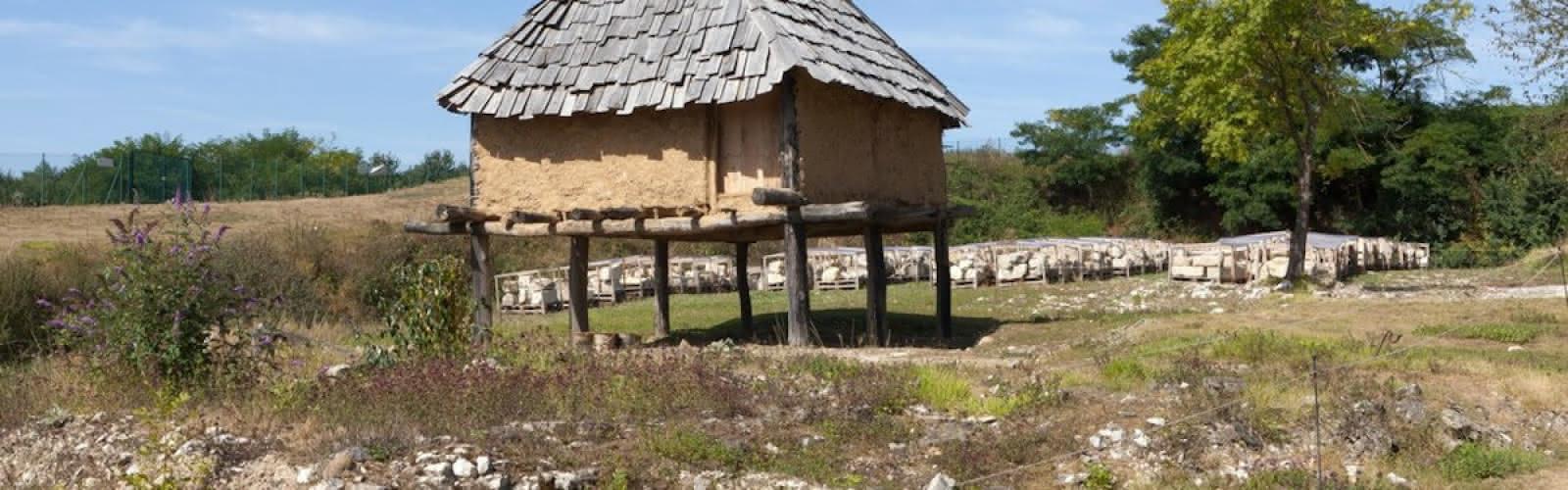 Site archéologique d'Orville