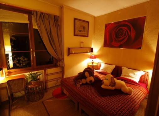 Chambres d'hôtes LE MESNIL AUBRY 'Le GL' N°30059