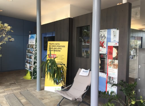 Visites guidées de l'Office de tourisme de Cergy-Pontoise