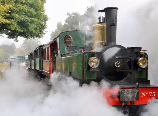 Musée des tramways à vapeur et des chemins de fer secondaires français