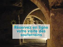 Visites guidées de Décembre : les souterrains de Pontoise