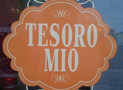 Logo Tesoro Mio