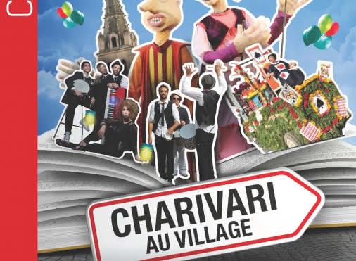 Flyer Charivari au village 2018