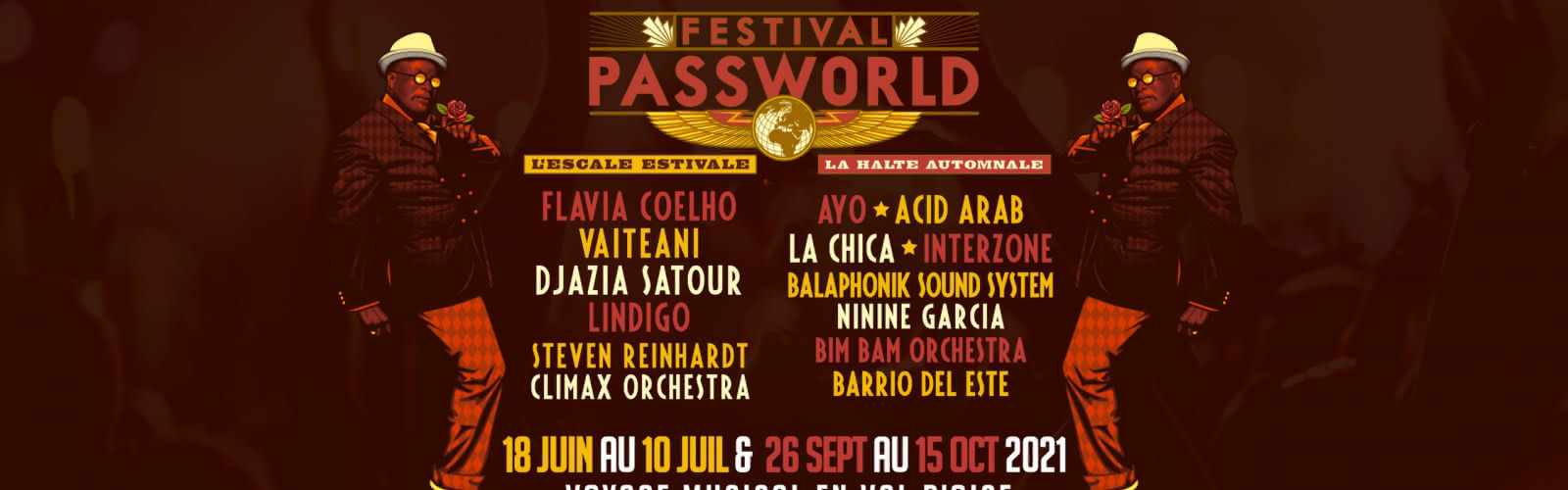 Visuel Festival PassWorld