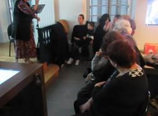 Les ateliers du patrimoine : Animation 'Contes gourmands'
