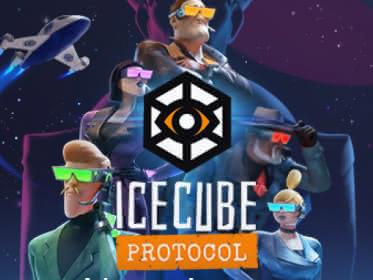 Affiche du jeu Icecube Protocol du Koezio Cergy dans le Val d'Oise
