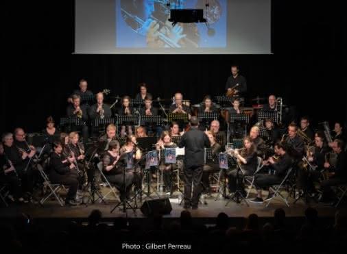 L'Harmonie de Pontoise en concert