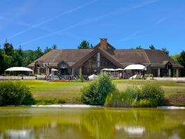 Restaurant des Lacs, Golf Hôtel*** de Mont Griffon