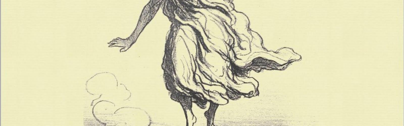 Lithographies de Daumier