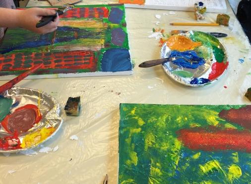 Les ateliers du musée d'art et d'histoire Louis Senlecq