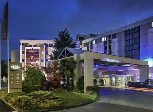 Extérieur hôtel