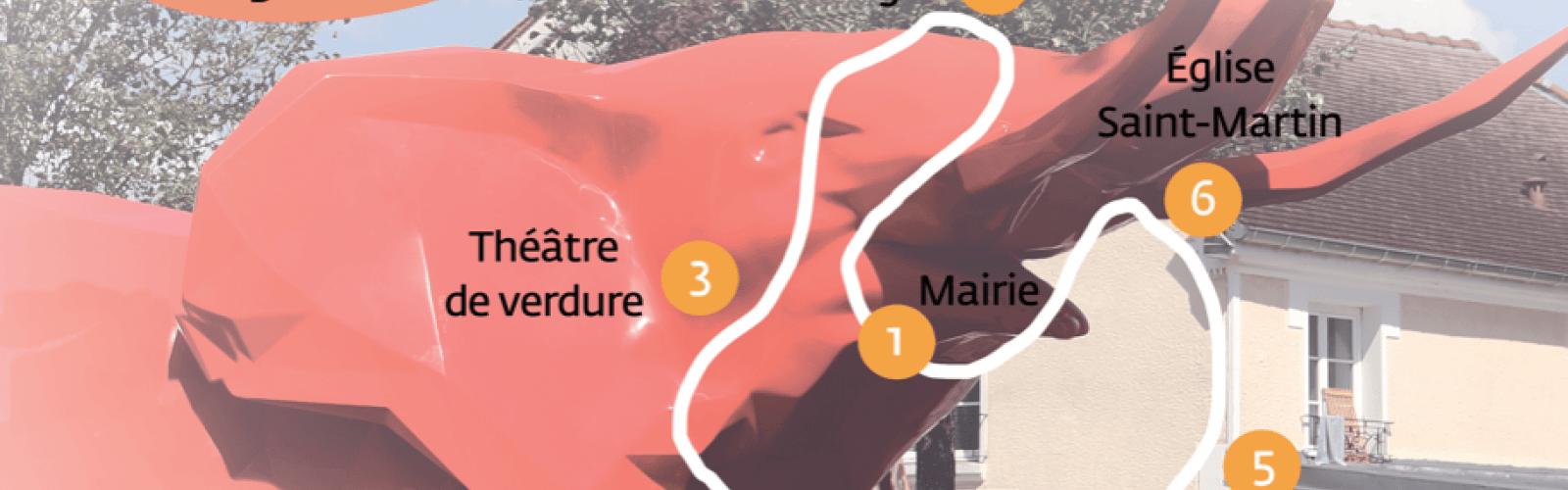 Flyer Tour du Monde en 80 Minutes - le Mesnil Amelot