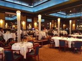 Les trois bars du Casino Barrière