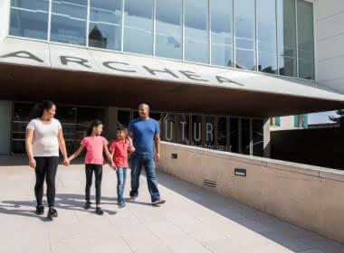 Musée Archéa Val d'Oise Family