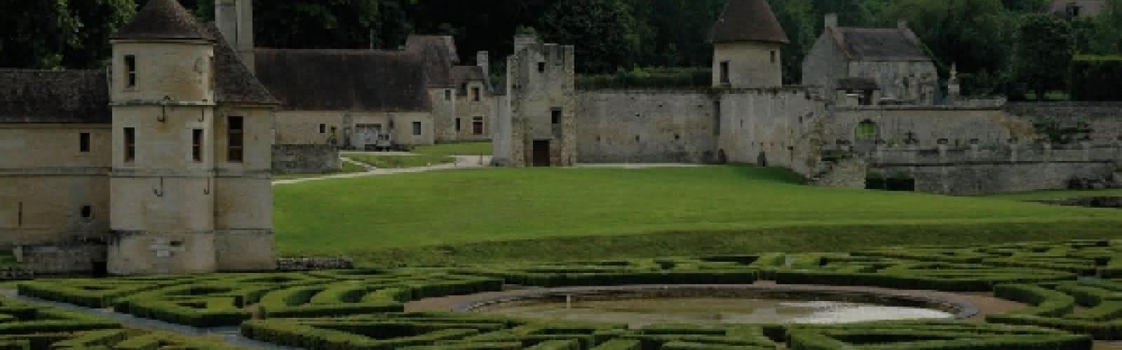 Parc du Domaine de Villarceaux