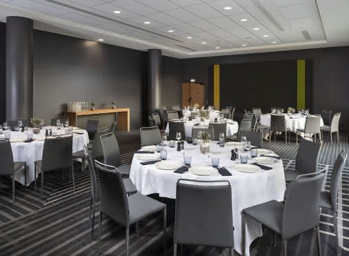 Ader Banquet Set Up