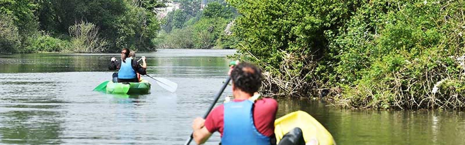 Rando canoë-kayak