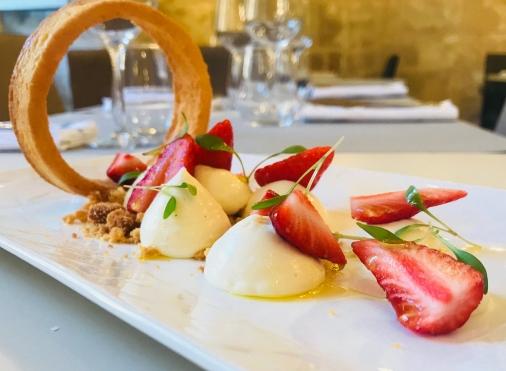 Le Nymphée :  Restaurant du Château d'Auvers-sur-Oise