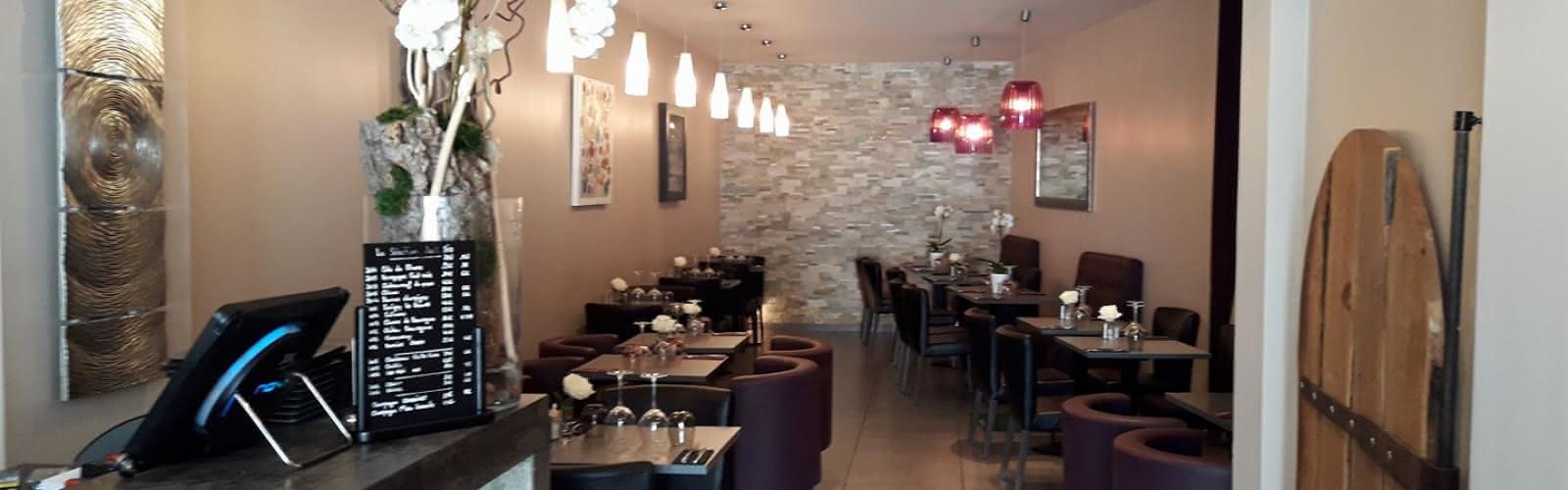 Salle du restaurant Ô Puits