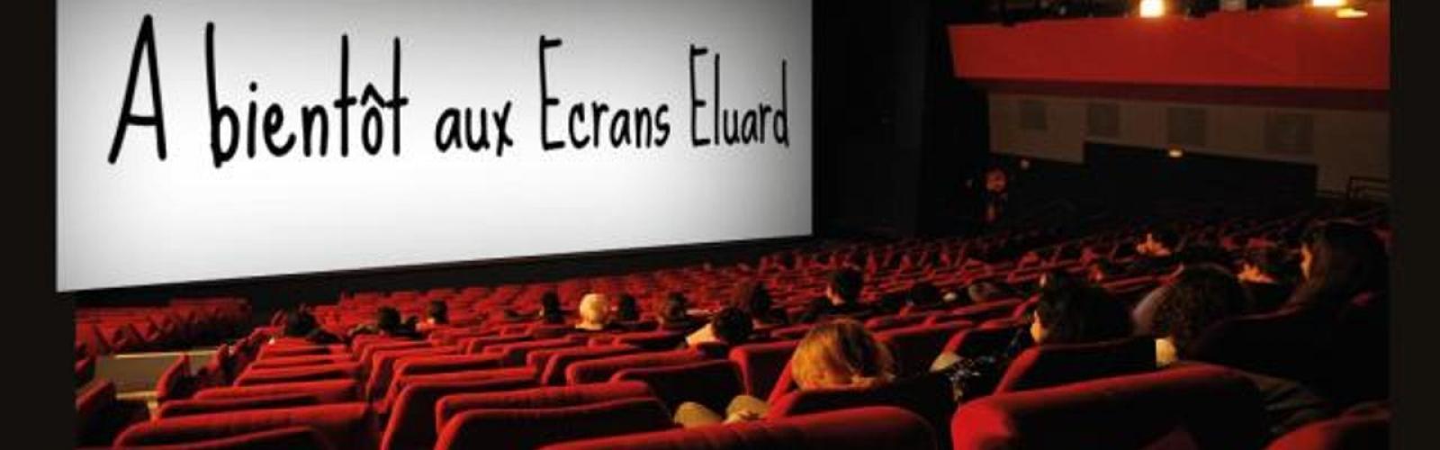 Ecrans Eluard, Bezons