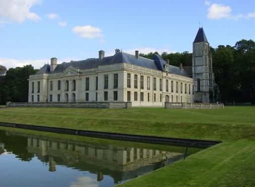 Château et parc de Méry-Sur-Oise