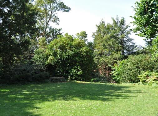 Jardin du Mont-Louis