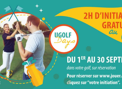 UGOLF DAYS 2019