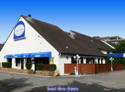 Bleu France Eragny