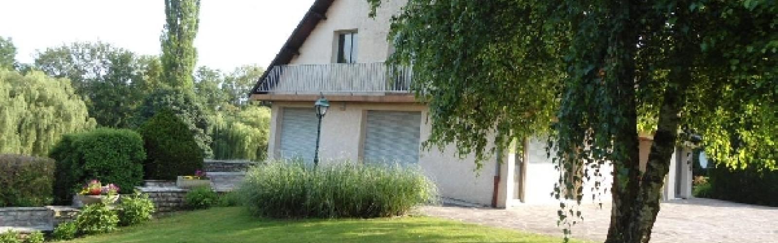 """Maison De Campagne Vexin chambre d'hôtes magny-en-vexin """"la maison de l'aubette"""" n"""