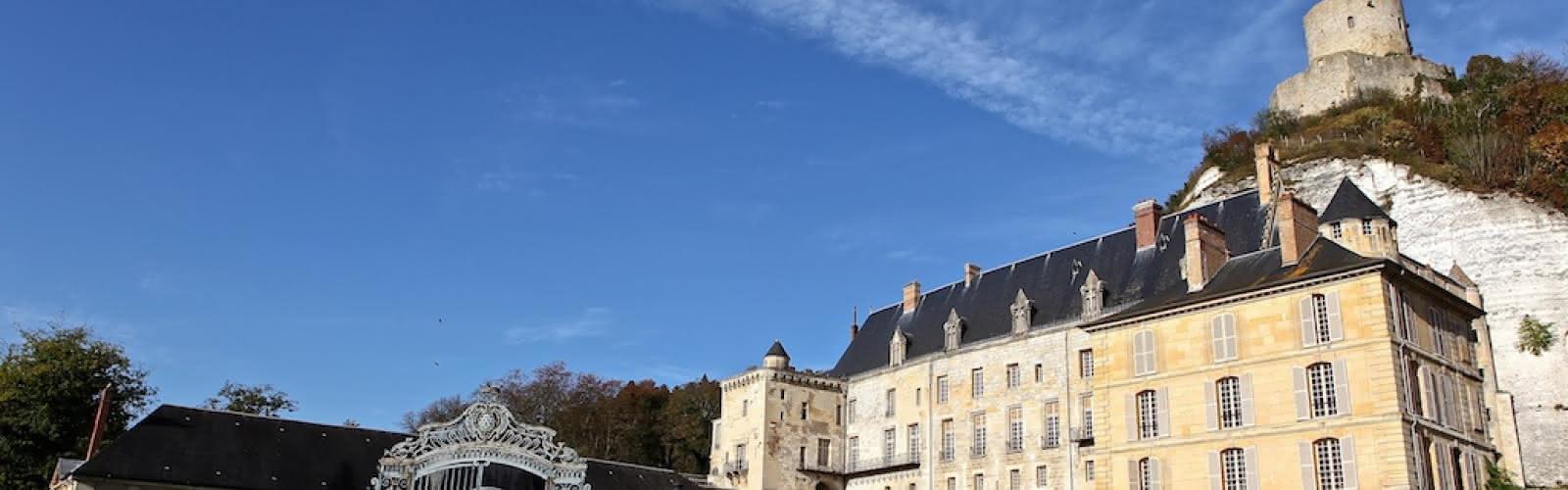 Château de La-Roche-Guyon