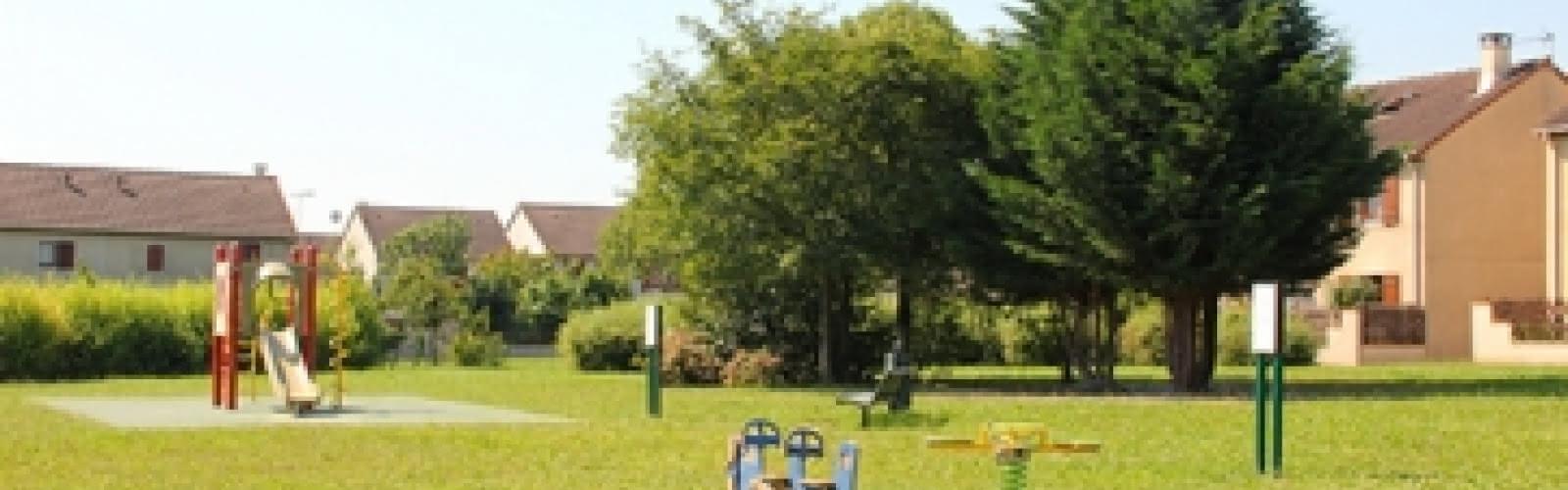 Jardin de la Siaule Vauréal