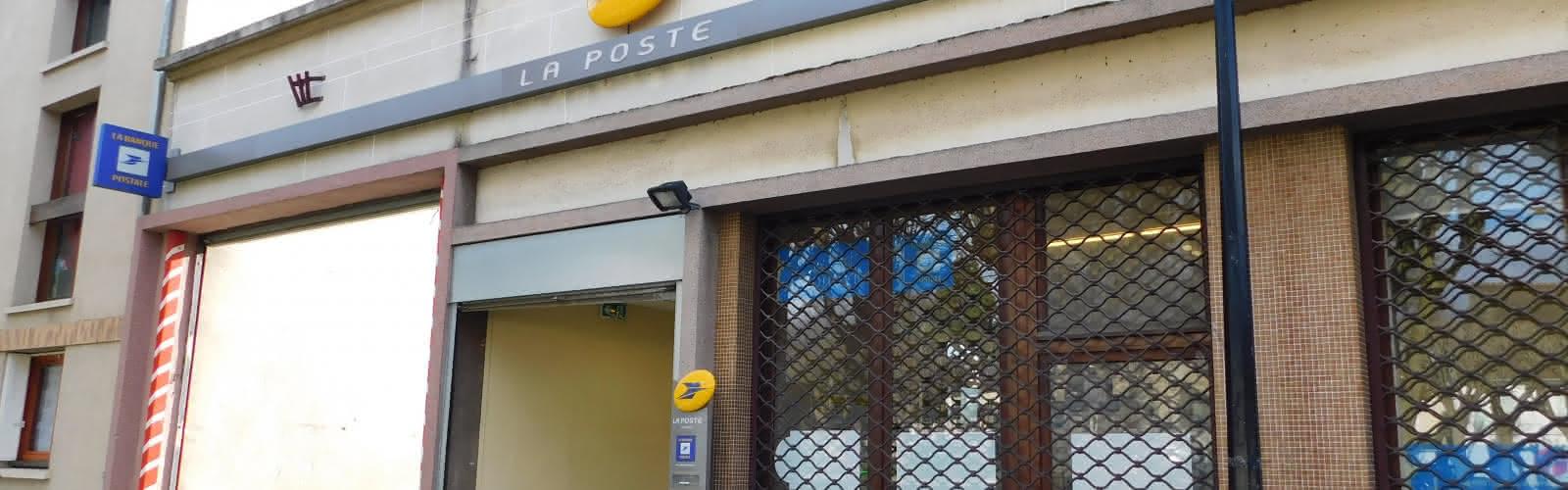 Bureau de poste de Luzarches