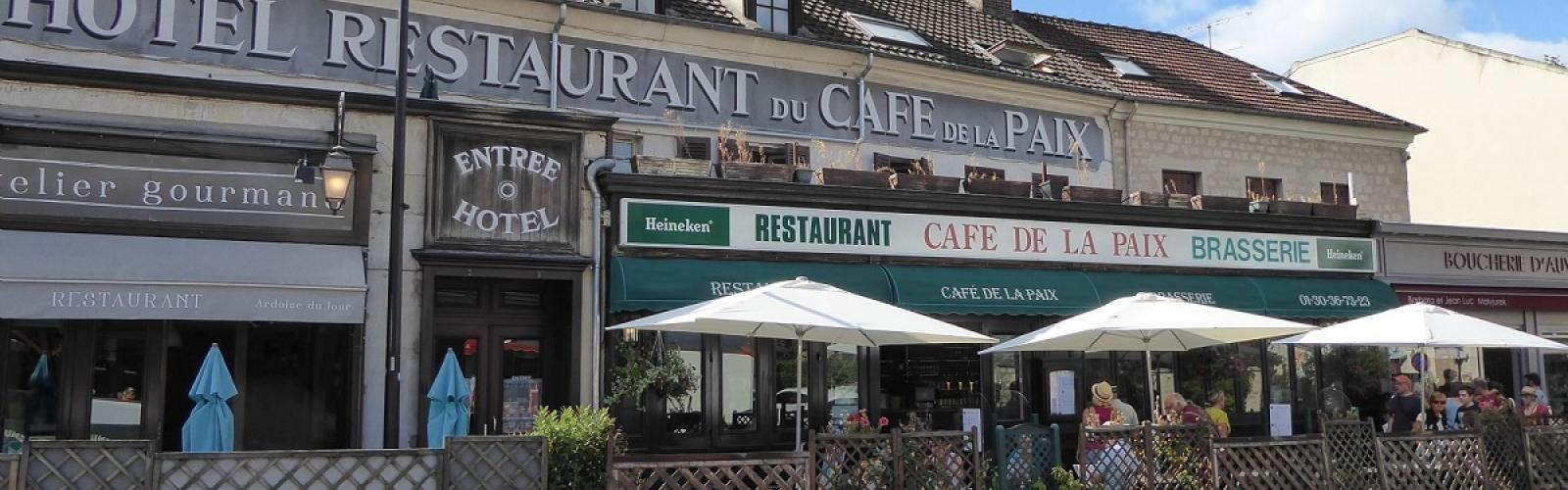 Le Café de la paix