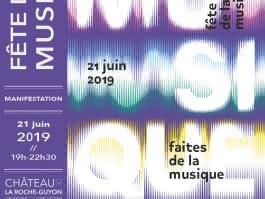 Fête de la musique Château de la Roche Guyon