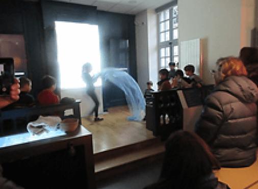 Les ateliers du patrimoine : Atelier de pratique théâtrale