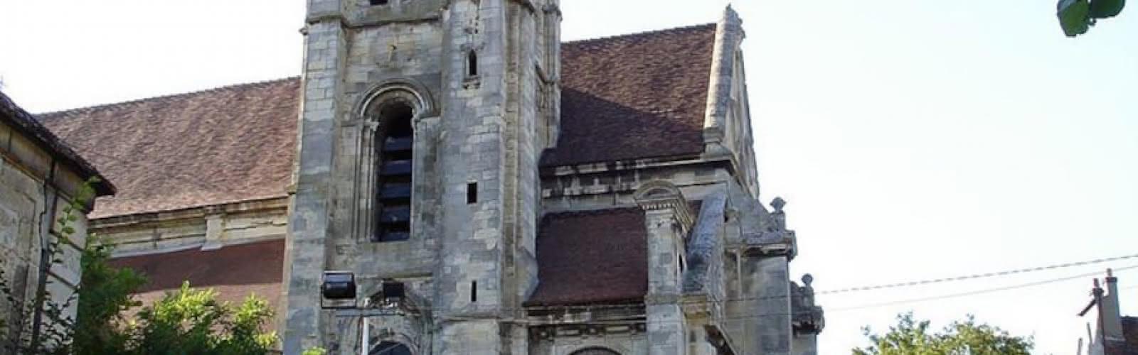 Eglise du Vieux Goussainville