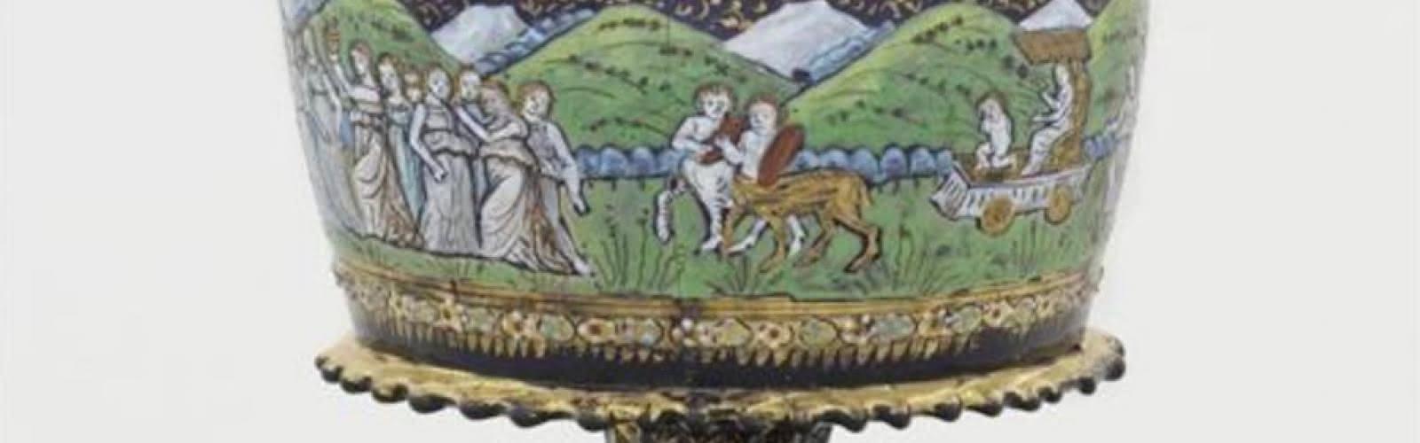 Exposition ' Emailler le verre à la Renaissance'
