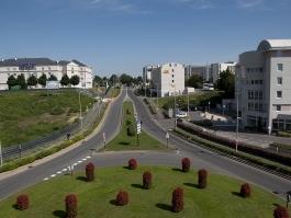 Visite audio-guidée de Roissy-en-France