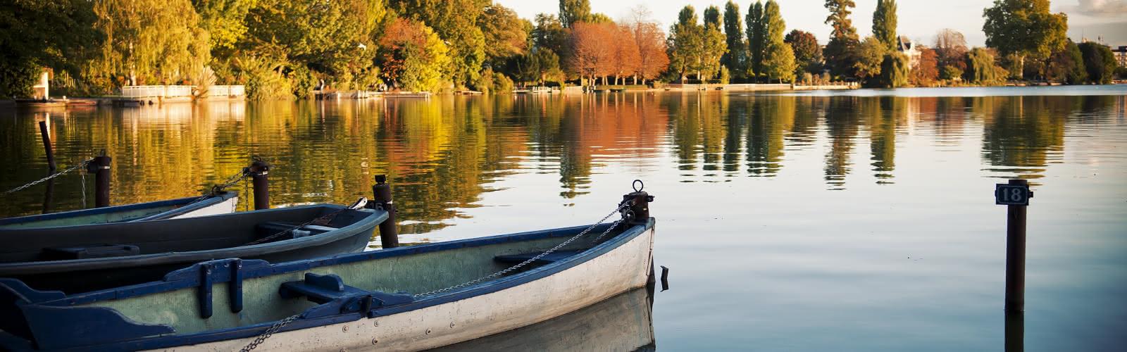 Lac d'Enghien-les-Bains