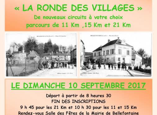 La ronde des villages