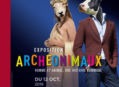 Archéonimaux - Homme et animal, une histoire commune