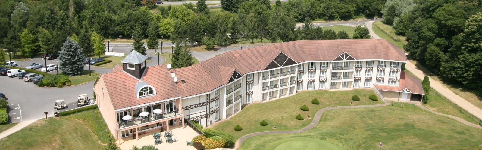 Golf Hôtel Mont Griffon